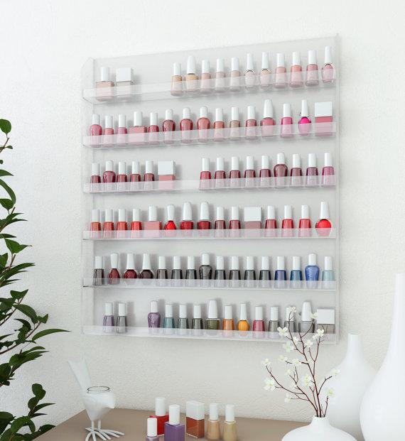 10 id es pour organiser son coin make up. Black Bedroom Furniture Sets. Home Design Ideas