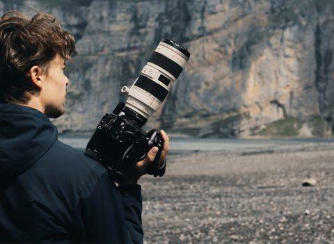 7 questions posées à Sam Ruben, le jeune homme ambitieux derrière «Wild Shot Production»