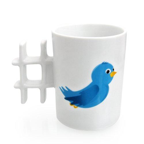 Mug Tweet EUR 9,94 [AMAZON.be]