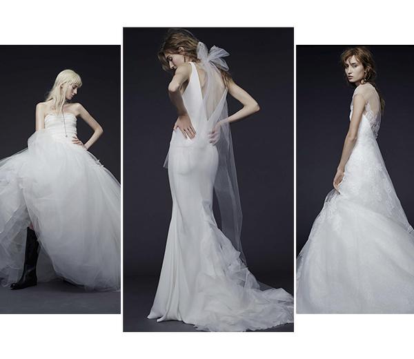 Les robes de mari e vera wang version automne for Meilleures robes de mariage vera wang