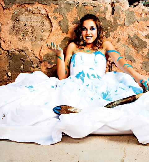 Comment recycler sa robe de mariée ?