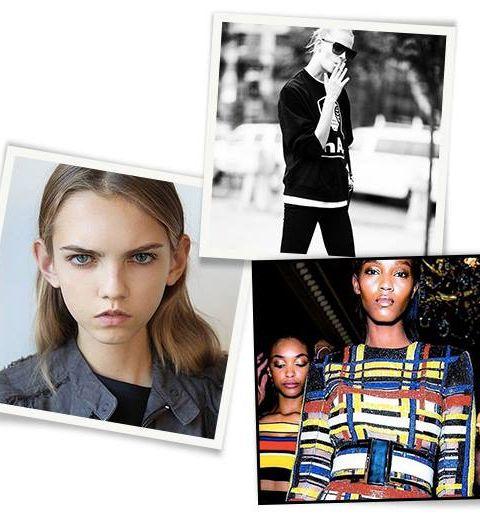 10 mannequins à suivre sur Instagram en 2015
