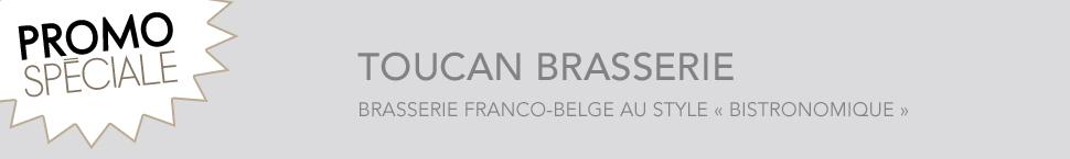 Banner TOUCAN BRASSERIE FR