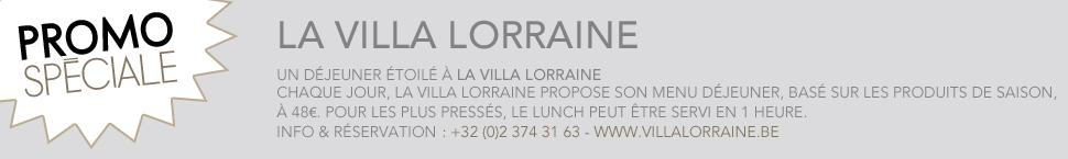 Banner Villa Lorraine FR