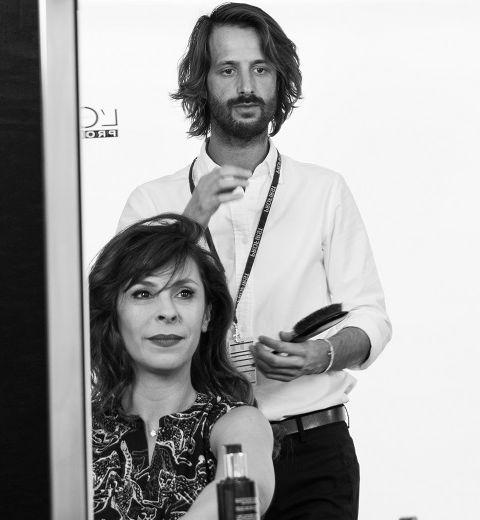 Les Magritte : secrets de coiffeur