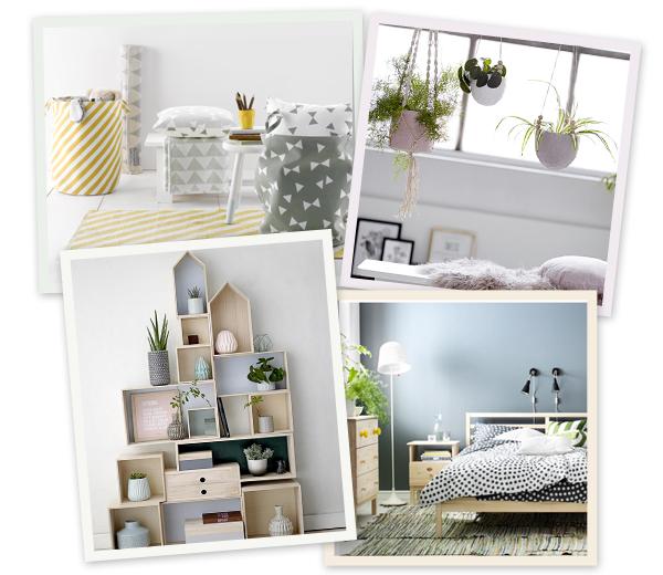 nos id es pour une d co 100 scandinave. Black Bedroom Furniture Sets. Home Design Ideas
