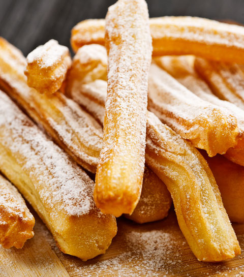 Mardi gras : 5 desserts copieux