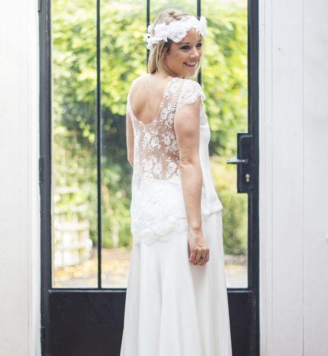 Où trouver une robe de mariée bohème ?