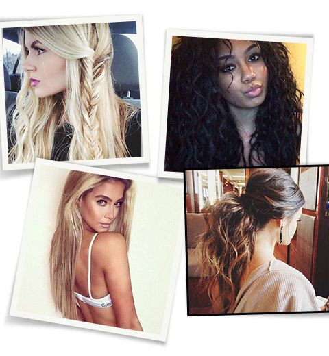15 coiffures à faire en 10 minutes