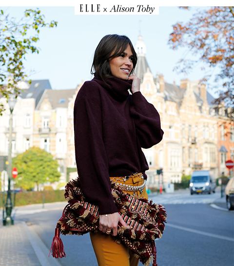 Alison Toby, le parcours inspirant d'une passionnée de mode
