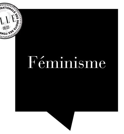 Féminisme: et mister lambda, il en pense quoi?