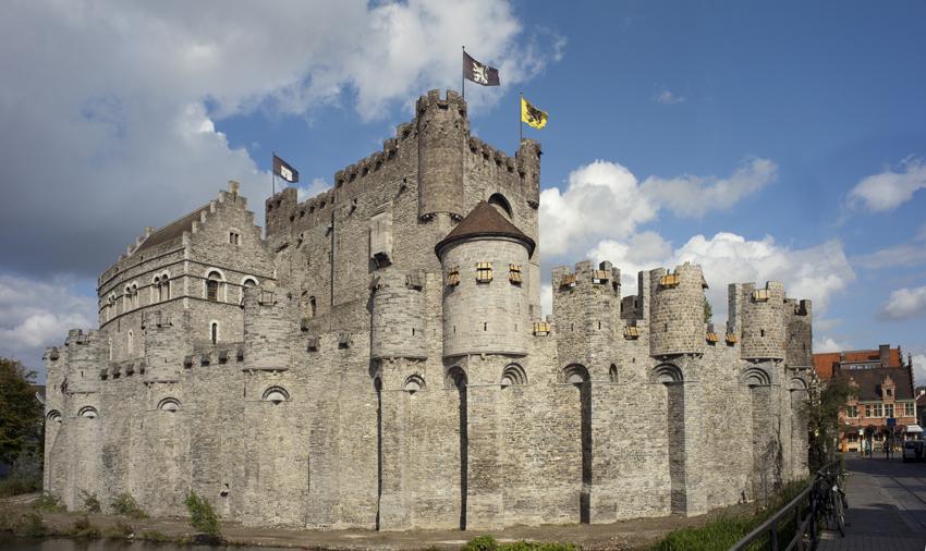 8 lieux de mariage originaux en Belgique - 5