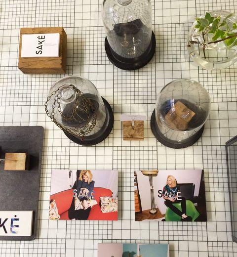 Saké: une nouvelle boutique mode à Bruxelles