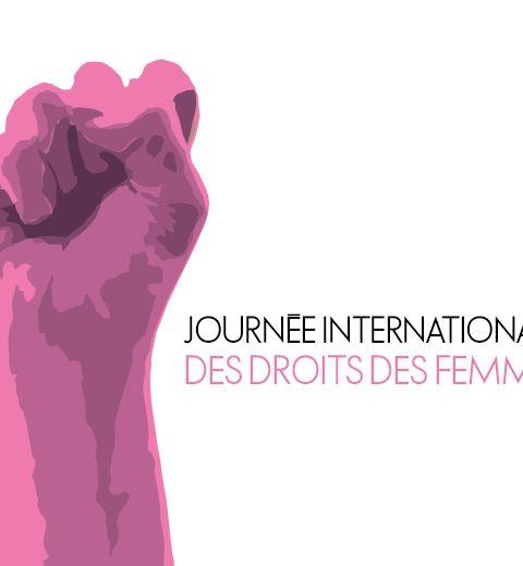Journée Internationale des Droits des Femmes: l'agenda