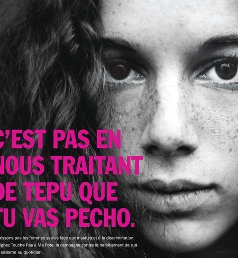 TPAMP: des cartes de visite contre le harcèlement