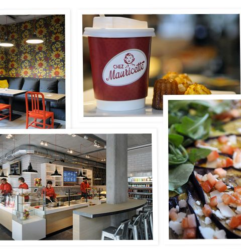 Health Food Bar: le nouveau concept de lunch sain