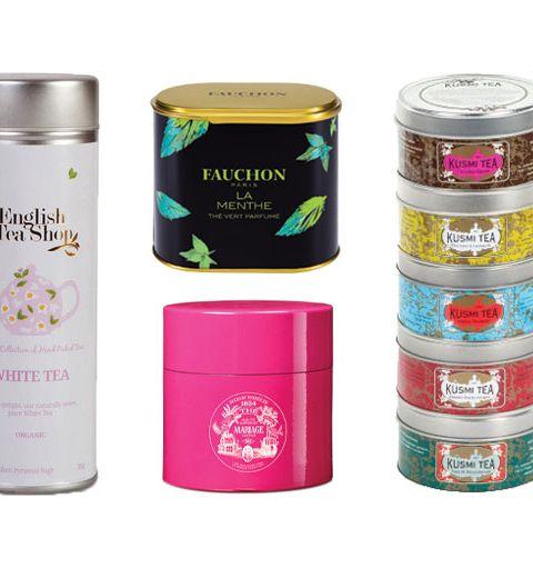 12 thés qui nous font craquer