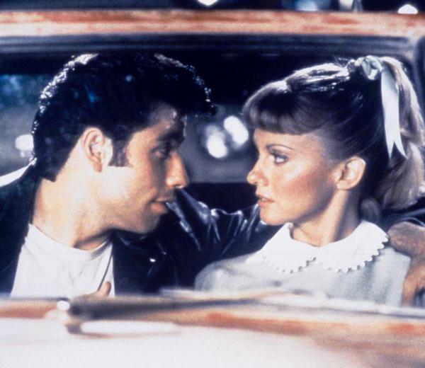 Grease: la scène mythique du drive-in