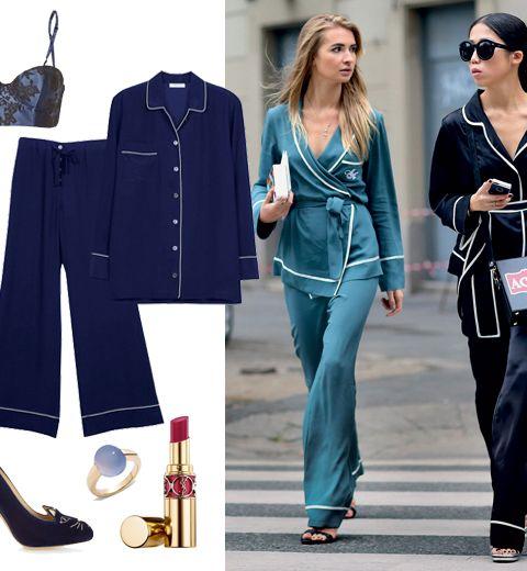 Mode d'emploi: comment porter le pyjama ?