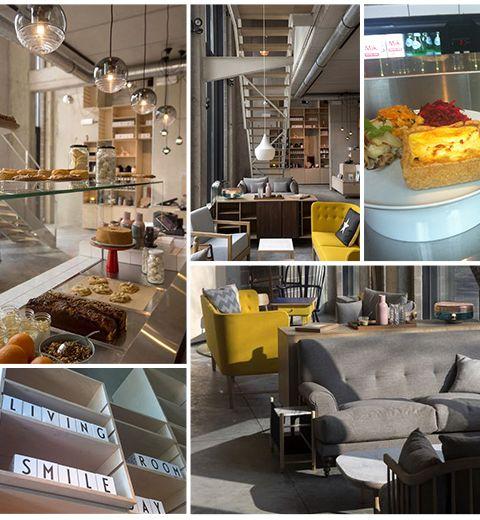 Living Room: un nouveau concept store à Bruxelles