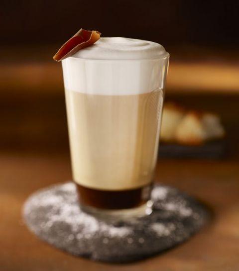 Mocca Latte à la noix de coco