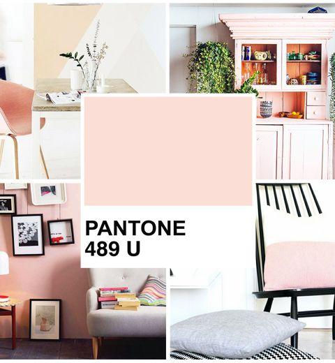 15 idées pour un intérieur rose