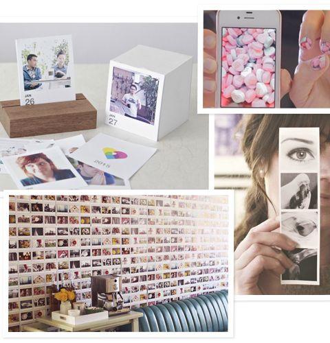 10 façons sympas d'utiliser vos photos smartphone