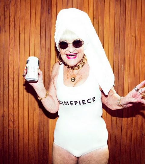 Baddie Winkle: la mamie crazy d'Instagram