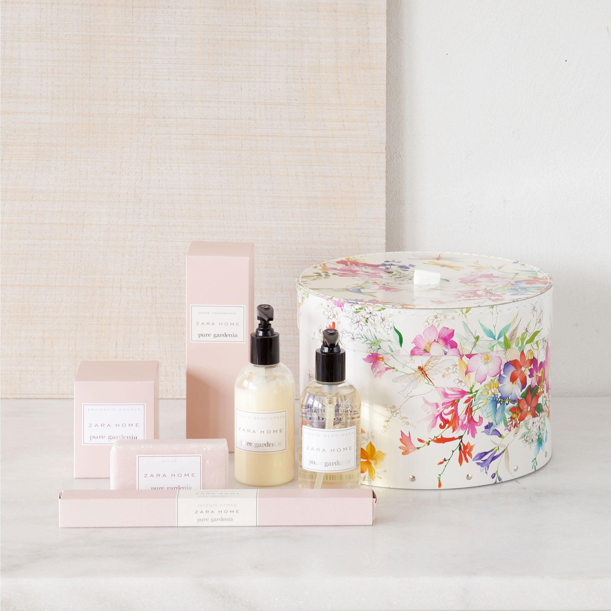 Coffret salle de bain, Zara Home, 55,94€