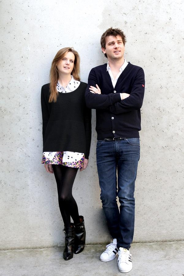 Pascaline et Guillaume Smets