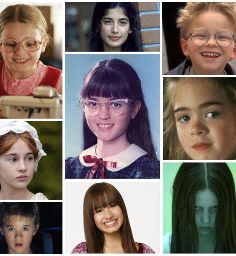 Enfants stars: 10 avant-après