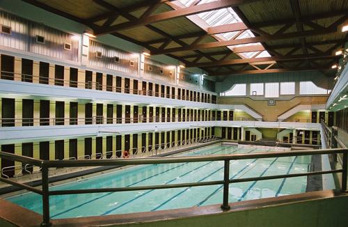La piscine historique de Bruxelles