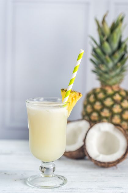 boisson fraîche pina colada
