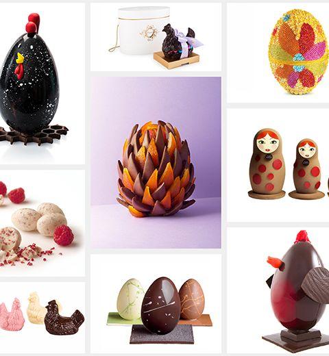 Pâques 2015: nos créations en chocolat préférées