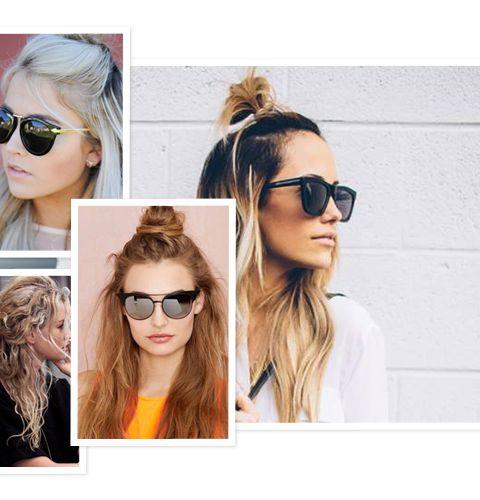 Tendance coiffure de l'été: le half bun