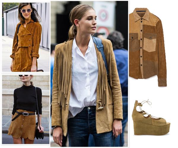 Comment porter le daim - Comment nettoyer une veste en daim ...