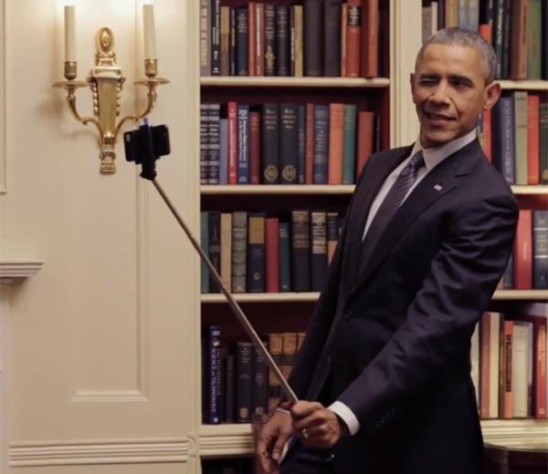 Barack Obama, toujours à la pointe...