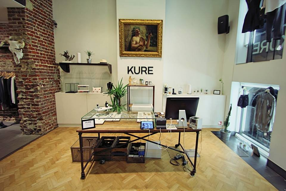 Kure, le concept-store