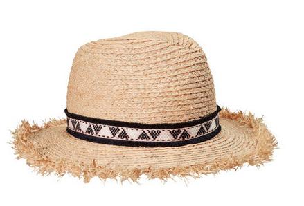 Chapeau de paille, 35€