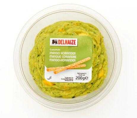 Guacamole mangue – Guacamole met mango