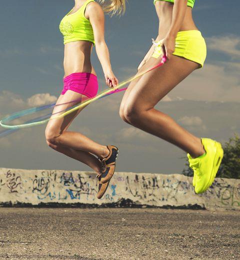 Sport: brûler des calories en s'amusant