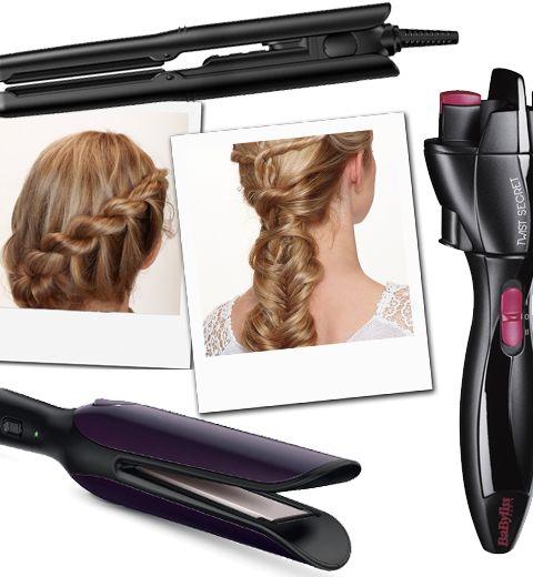 3 appareils au top pour vos cheveux