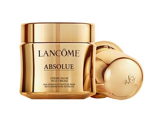 Crème de soin Absolue crème riche de Lancôme.