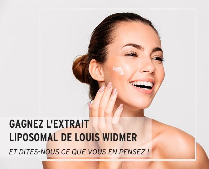 Concours : gagnez l'Extrait Liposomal de Louis Widmer et dites-nous ce que vous en pensez ! - 1