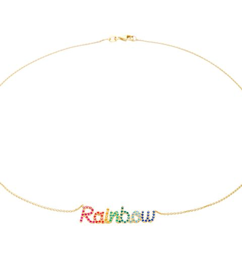 Thea Rainbow la ligne plus accessible de Thea Jewelry