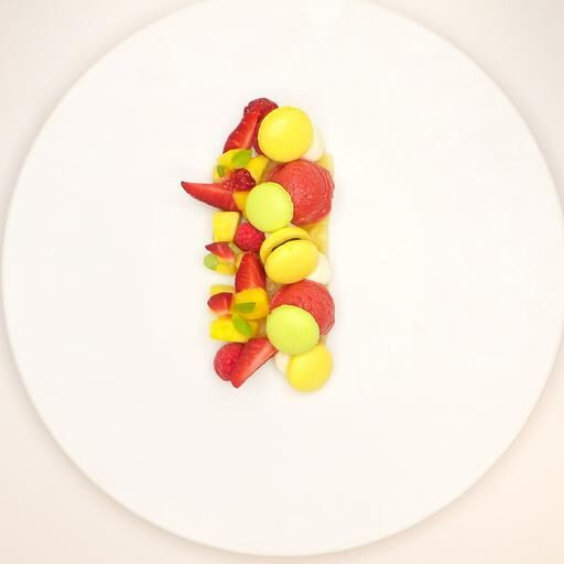 3 recettes pour un menu gastronomique - 3
