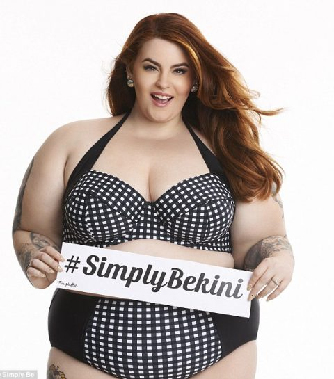 « Bikini body »: la leçon de Tess Holliday