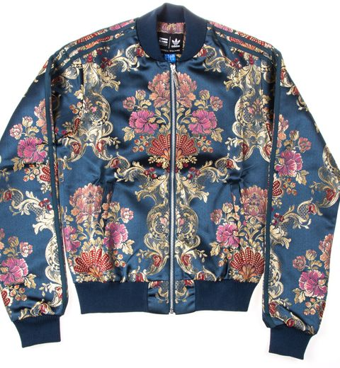 La veste Jacquard Adidas Orginals x Pharrell Williams