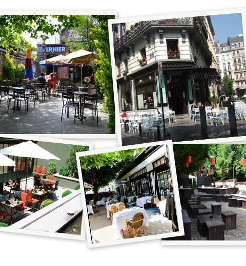 Nos 12 terrasses bruxelloises favorites