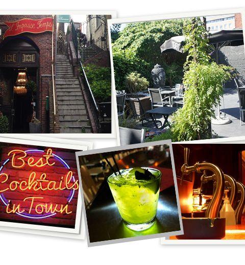 5 adresses où boire un verre à Charleroi